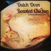 Easy Dutch Oven Roasted Chicken Recipe