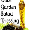 Copycat Olive Garden Salad Dressing Recipe – Video