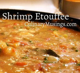 Dutch Oven Shrimp Etouffee Recipe