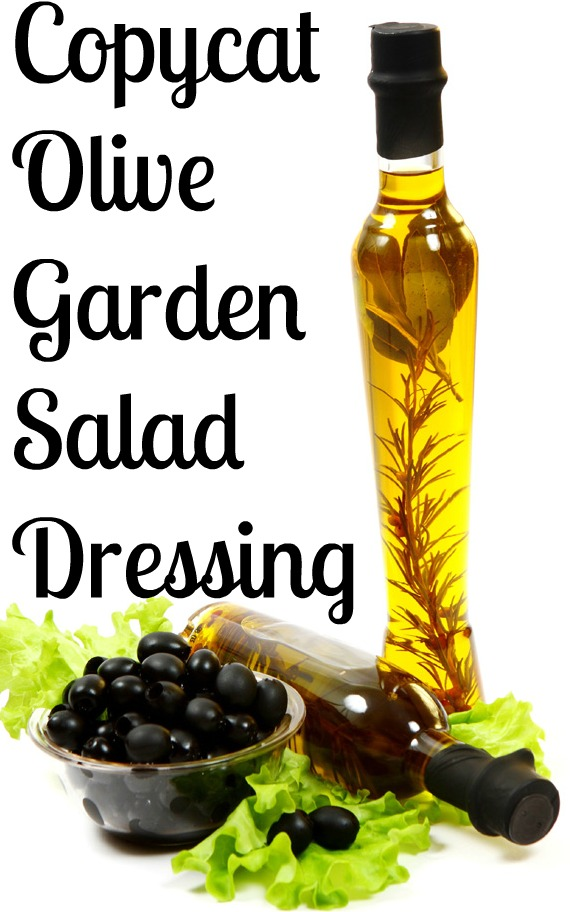copycat olive garden salad dressing recipe with video - Olive Garden Salad Dressing