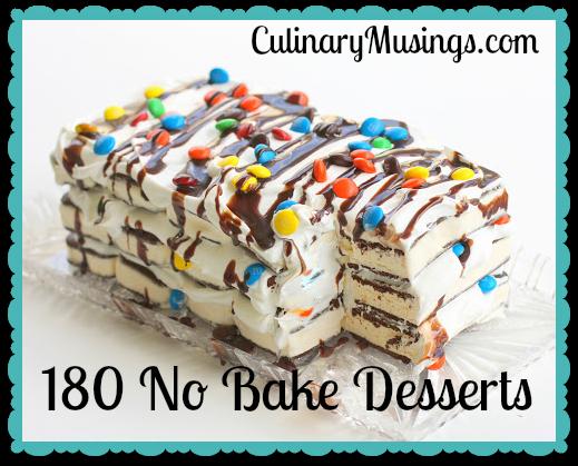 180 no bake desserts cm sm