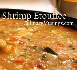 Dutch Oven Shrimp Etouffee Recipe